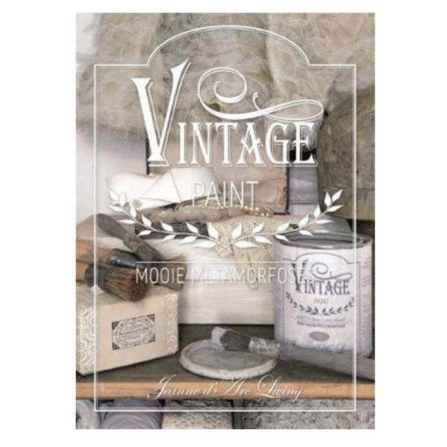 Vintage Paint | Coffee Table Book