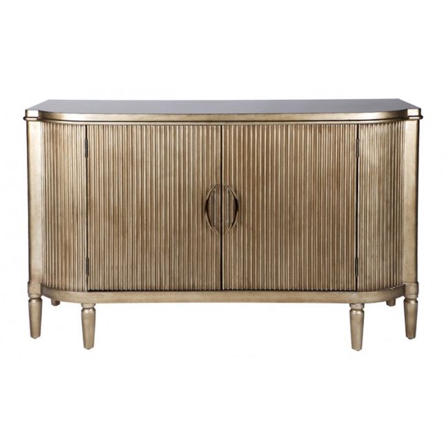 Viola Buffet | Antique Gold