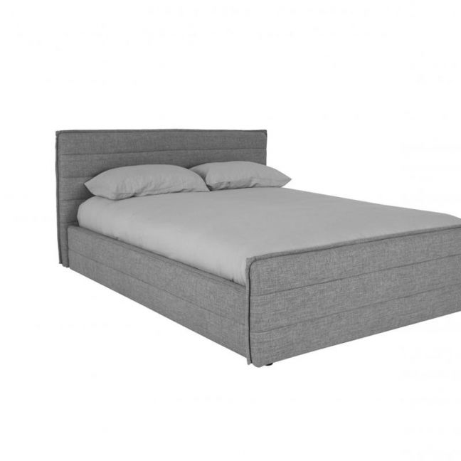 Vittoria Stitched Queen Bed | Various Colours | Pre Order