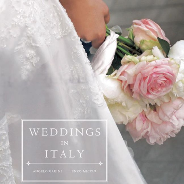 Weddings In Italy | Coffee Table Book
