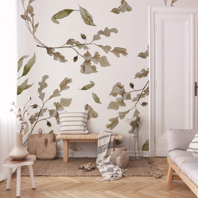 Whimsical Woodlands | WALLPAPER