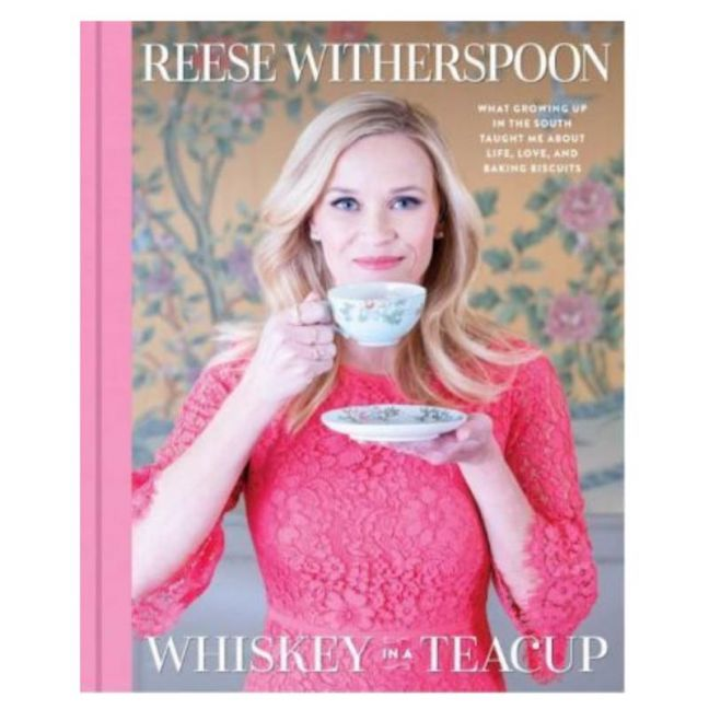 Whiskey in A Teacup   Book