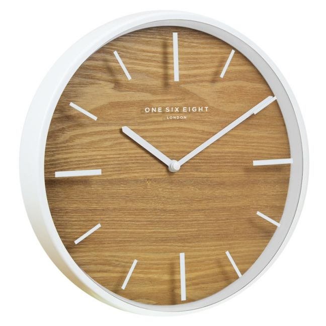 Willow Silent wall clock 30cm
