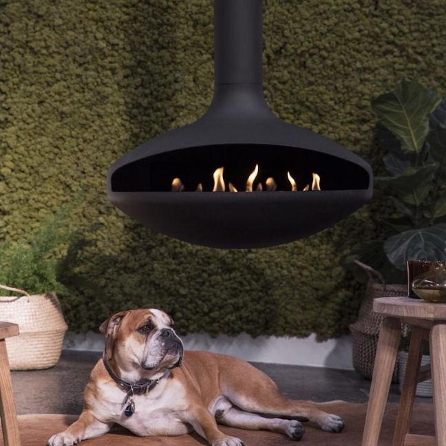 XS340 & XL500 EcoSmart Bioethanol Fuel Suspended Fireplace