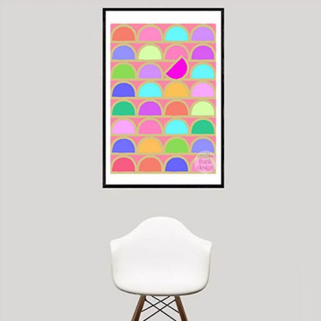 You Can Go Your Own Way   Limited Edition Giclee Print