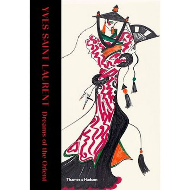Yves Saint Laurent Dreams of the Orient   Coffee Table Book