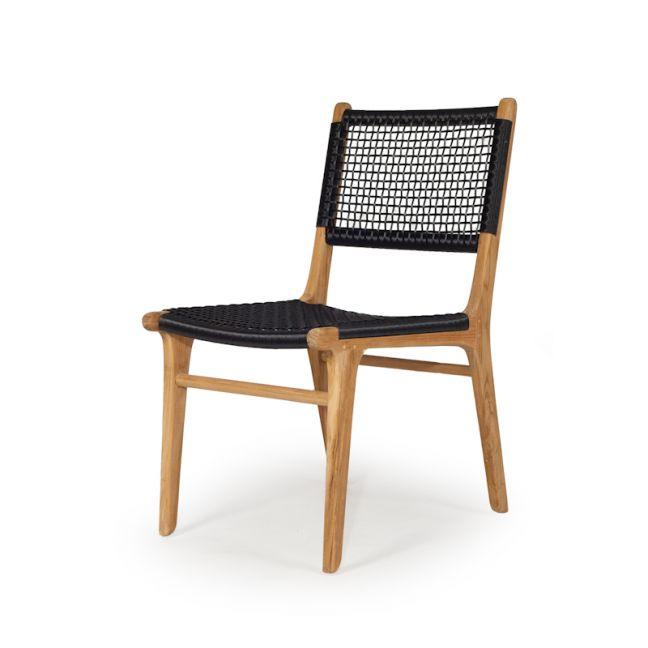 Zen Dining Chair   Black