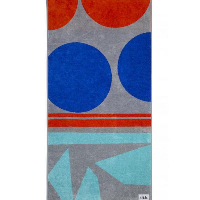 Zigfred | Beach Towel by Dahla