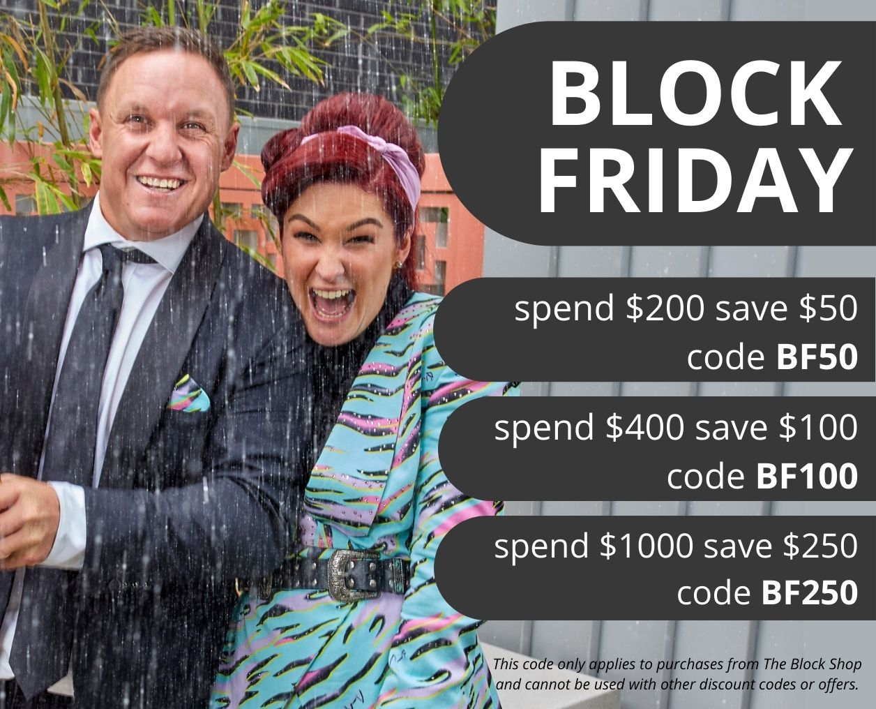 Block Friday