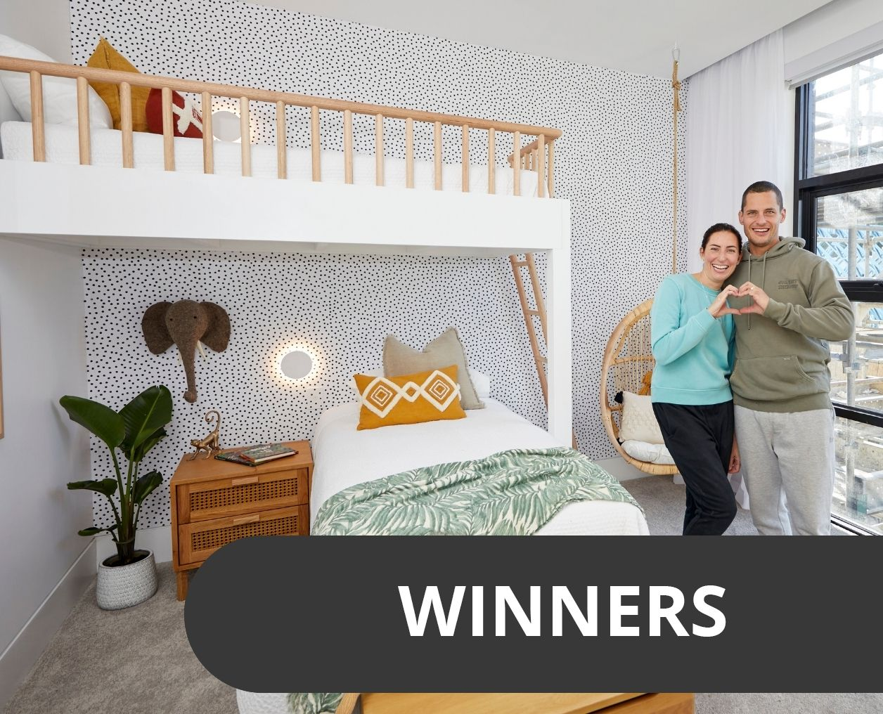 Room Reveal Winners