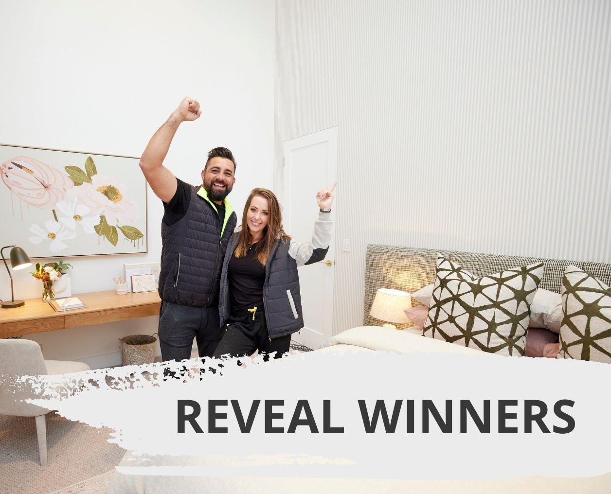 Room Reveal Winners